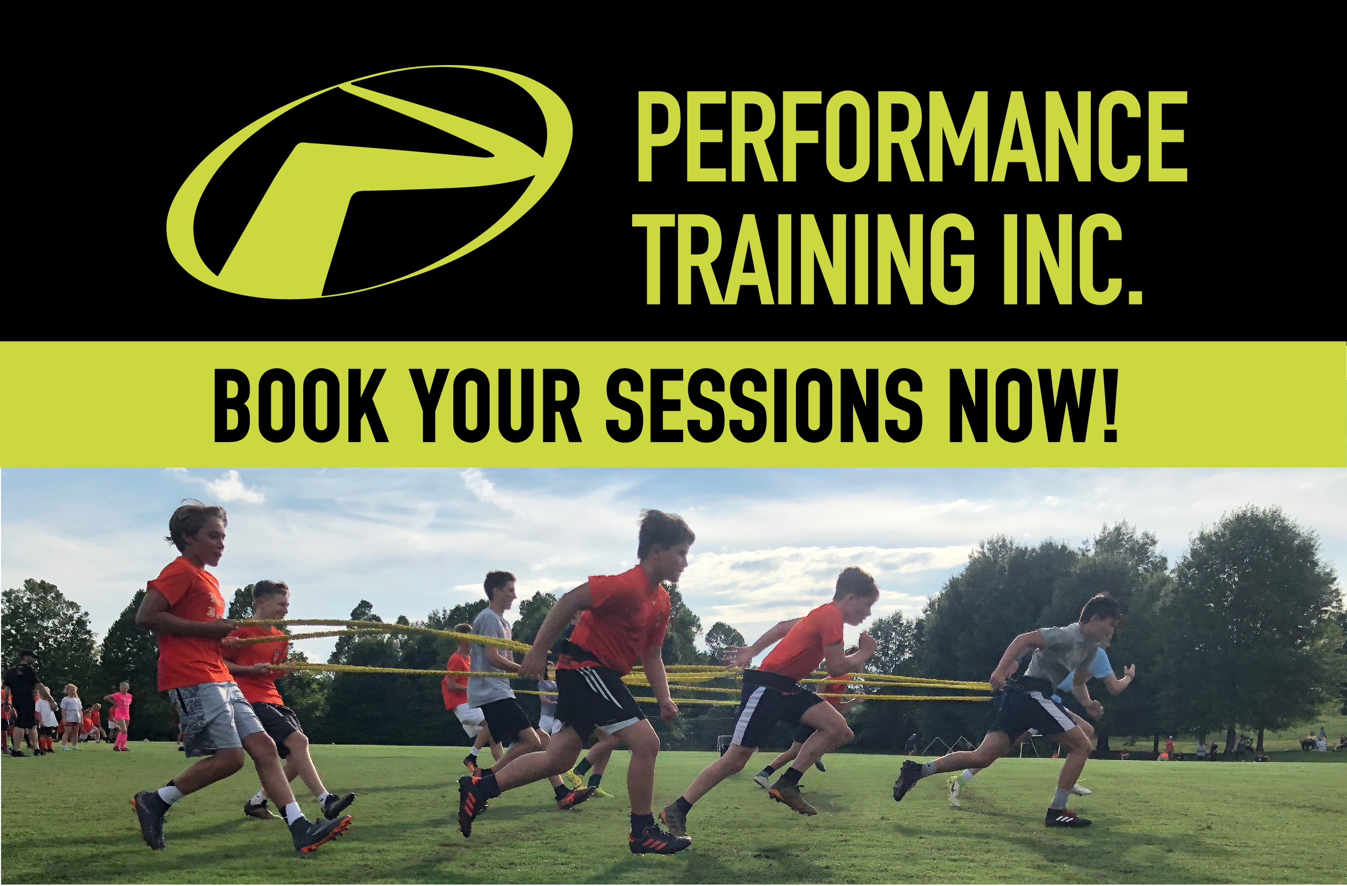 SAQ, Strength & Conditioning With Performance Training, Inc!